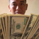 Orang Kampung berpenghasilan Dollar