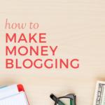Ini 5 cara mendatangkan uang dengan blog